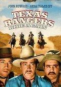 The Texas Rangers Ride Again 海报