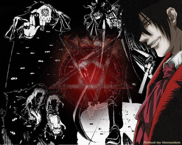 皇家<em>国教</em>骑士团(Hellsing) - 动漫图片 | 图片下载