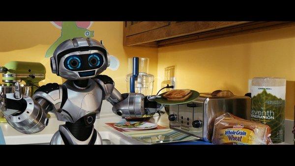 史宾机器人:重启(robosapien: rebooted) - 电影图片