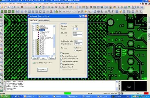 简介:  已通过杀毒软件查杀 Allegro是Cadence 推出的先进 PCB 设计布线工具。 Allegro 提供了良好且交互的工作接口和强大完善的功能,和它前端产品Cadence、OrCAD、Capture的结合,为当前高速、高密度、多层的复杂 PCB 设计布线提供了最完美解决方案。 外国Allegro网站图片 Allegro 拥有完善的 Constraint 设定,用户只须按要求设定好布线规则,在布线时不违反 DRC 就可以达到布线的设计要求,从而节约了烦琐的人工检查时间,提高了工作效率!更能够定