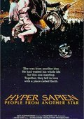 Hyper Sapien: People from Another Star 海报