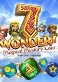 七大奇迹:魔法奥秘旅行 海报