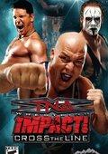 TNA摔角:穿越界限 海报