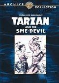 Tarzan and the She-Devil 海报