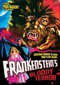 Frankenstein's Bloody Terror 海报