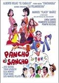 Pancho el Sancho 海报