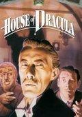 德莱库拉的房子 海报