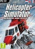 直升机模拟:搜索与救援 海报