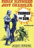 Thunder in the Sun 海报