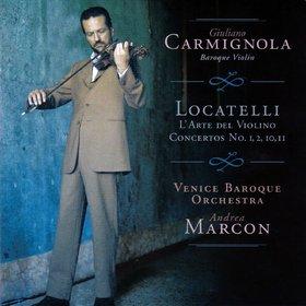 Giuliano Carmignola -《罗卡泰利:《小提琴的艺术》》(Locatelli L'arte del Violino)[FLAC]