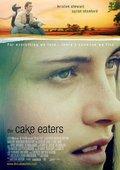 吃蛋糕的人 海报