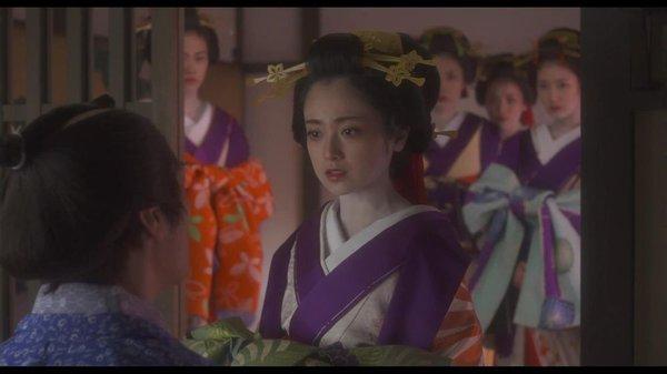 花宵道中 Hanayoi Dochu