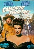 Comanche Territory 海报