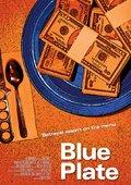 Blue Plate 海报