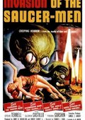 Invasion of the Saucer Men 海报
