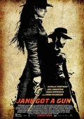 拿起枪的简 海报