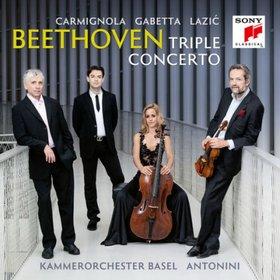 Sol Gabetta -《贝多芬 三重协奏曲》(Beethoven Triple Concerto)[FLAC]