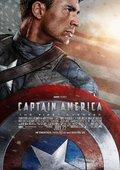 美国队长 海报