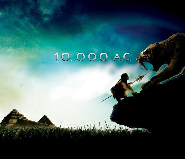 史前一万年 10,000 bc图片