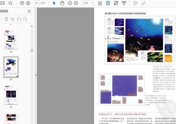 《色彩设计:日本平面设计师参考手册》扫描版[pdf]