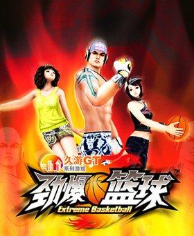 劲爆篮球海报