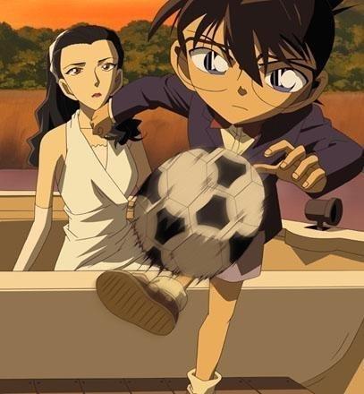 名侦探柯南 战栗的乐谱 Detective Conan Movie 12 Full Score Fear 动