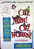 Oh, Men! Oh, Women! 海报