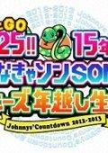 Johnny's Countdown 2012-2013 跨年演唱会 海报
