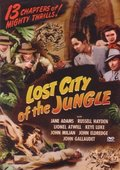 Lost City of the Jungle 海报
