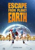 逃离地球3D 海报