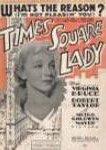 Times Square Lady 海报