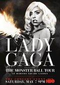 Lady GaGa恶魔舞会巡演之麦迪逊公园广场演唱会 海报