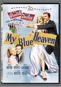 My Blue Heaven 海报