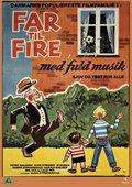 Far til fire med fuld musik 海报