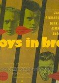 Boys in Brown 海报