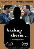 Backup Thesis 海报