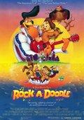 Rock-A-Doodle 海报