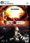 风暴:前线国家 海报