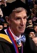 比尔·奈马萨诸塞大学2014毕业典礼演讲