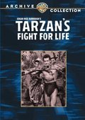 Tarzan's Fight for Life 海报