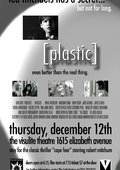 Plastic 海报