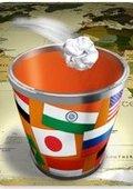 纸球历险:环游世界 海报