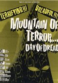 Mountain of Terror Day of Dread 海报
