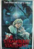 草莓声明 海报