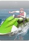 水上摩托赛艇 海报