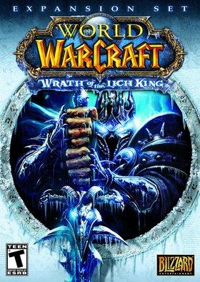 魔兽世界:巫妖王之怒海报