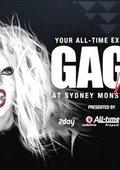 Lady Gaga -《Gaga 2011 悉尼演唱会》 海报