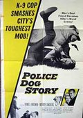 The Police Dog Story 海报
