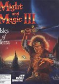 魔法门3:幻岛历险记 海报