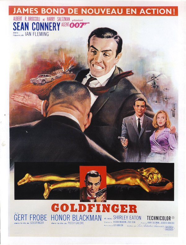 007系列03:金手指